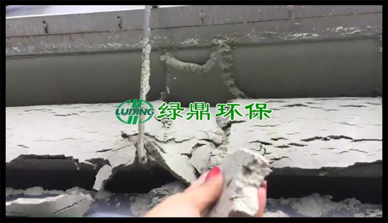 沙场带式压滤机应用案例(云佛洗沙场) 3