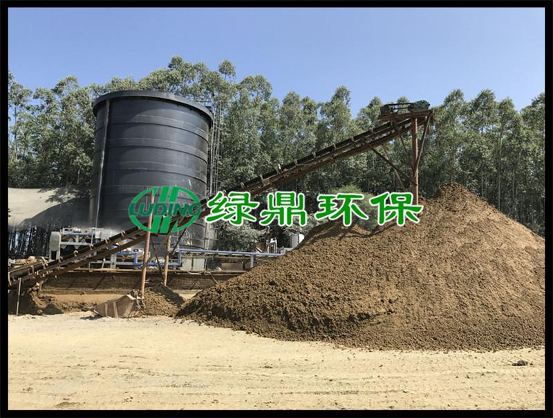 河道清淤工程带式压滤机清理水库湖泊立大功