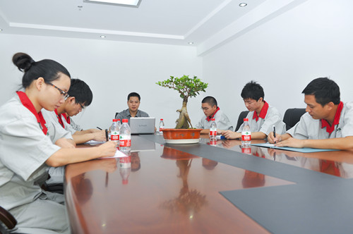 热烈庆祝绿鼎环保分公司成功开业—武汉绿鼎盛源环保工程有限公司 5