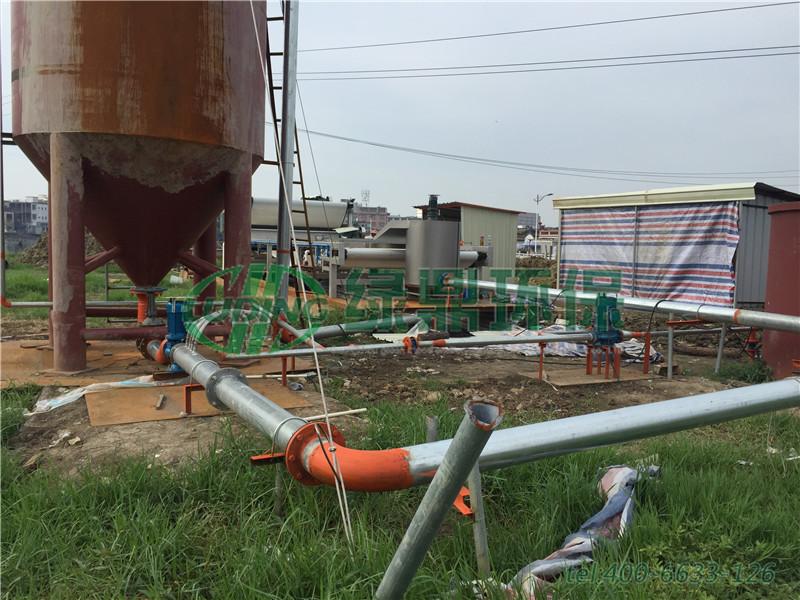 带式压滤机河道清淤工程(广东汕头) 4
