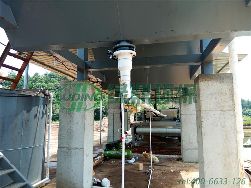 带式压滤机处理磷矿泥浆(湖南湘潭) 6