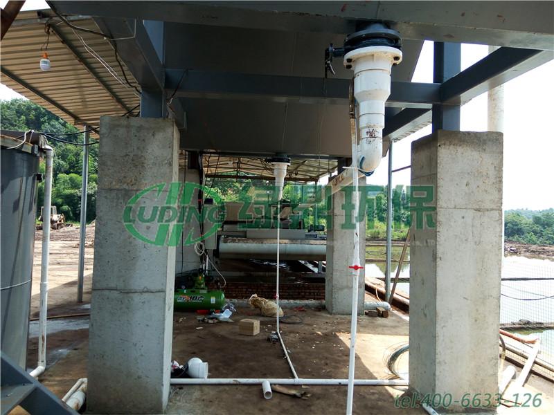 带式压滤机处理磷矿泥浆(湖南湘潭) 7