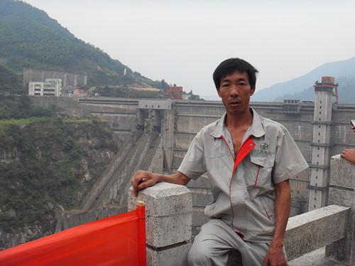 绿鼎环保优秀员工游东江 2