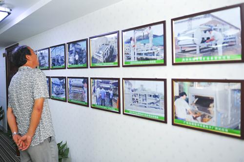 热烈庆祝绿鼎环保分公司成功开业—武汉绿鼎盛源环保工程有限公司 6